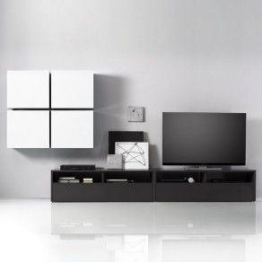 49 best tv unit images on pinterest tv units tv and buffet for Tft arredamento living