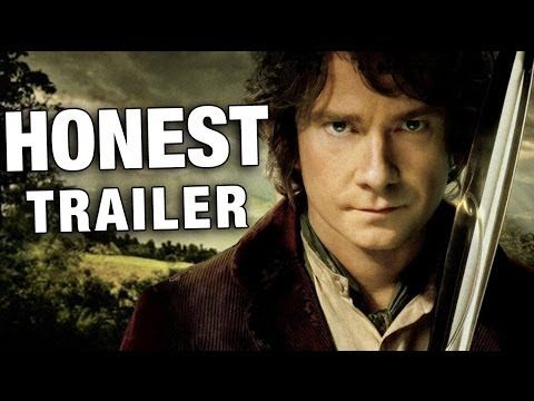 Honest Movie Trailers - The Hobbit: An Unexpected Journey by Screen Junkies