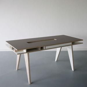 Schreibtisch Insekt Grau, 1.499u20ac, Jetzt Auf Fab.