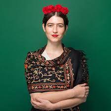 Image result for diy frida kahlo drag