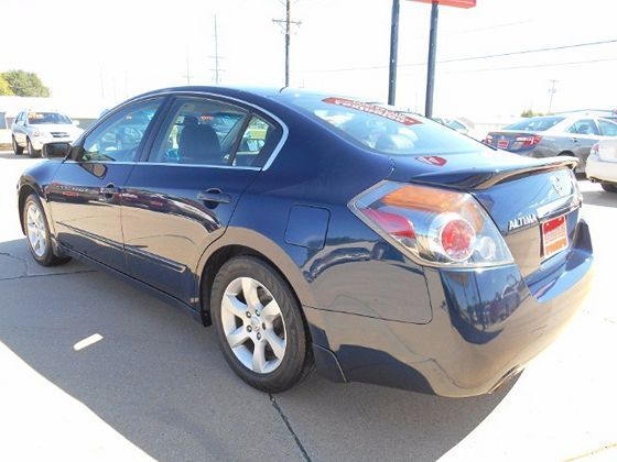 1N4AL21EX7C119643 | 2007 Nissan Altima SL for sale in Marion, IA Image 3