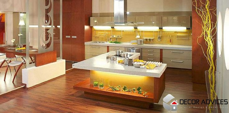 colorful kitchen decor advices  Decor Advices Are Available Through Several Sources