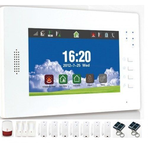 FineSell FSM15–Wireless Home Security GSM Burglar Alarm System Touch Pad Screen 868MHz (19Pieces) No description (Barcode EAN = 4260345631253). http://www.comparestoreprices.co.uk/january-2017-2/finesell-fsm15–wireless-home-security-gsm-burglar-alarm-system-touch-pad-screen-868mhz-19pieces-.asp