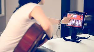 Are you passionate in Music? You can also use #Tstand as an #iPad #Music #Stand.   #ipadholder #ipadstand