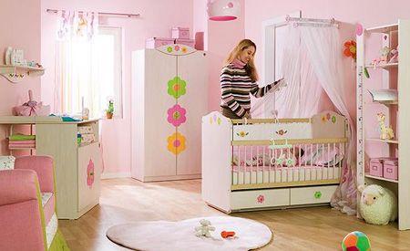 Ideal para una bebita