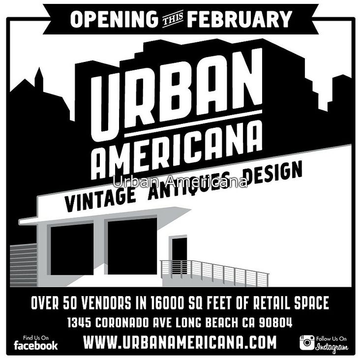 Urban Americana Is A Used Furniture Store In Long Beach, CA Specializing In  Vintage And Antique Furniture Including Mid Century, Shabby Chic And More.