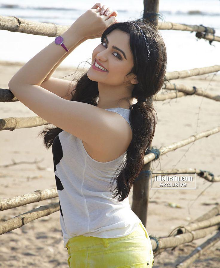 Adah Sharma Latest Hot & Sexy Photoshoot Pics....
