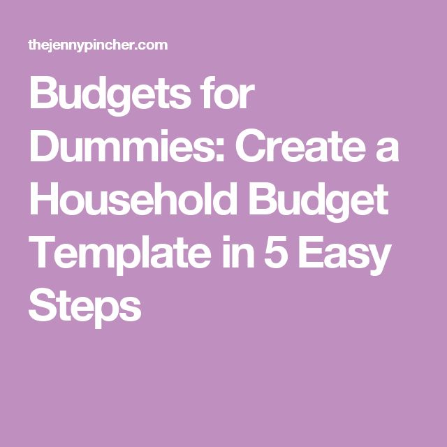 How To Create A Budget: A 6-step Guide