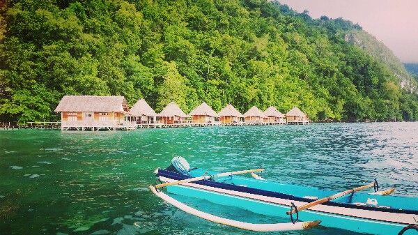 """Apung Cottage"" - Ora Beach, Maluku - Indonesia"