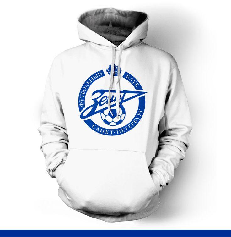 Zenit Saint Petersburg Russia Hoody Sweatshirt