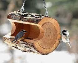 """Képtalálat a következőre: """"wooden birdfeeder"""""""