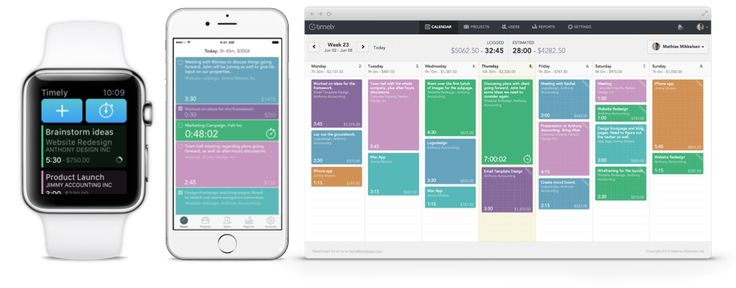 Timely – Scheduling and Time Tracking, Simultaneously