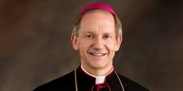 A Catholic bishop has instructed priests in his central Illinois diocese to deny communion last rites and funeral rites to married gay people  unless they repent.  In the decree he sent to priests deacons seminarians and staff in his Springfield diocese last week Bishop Thomas Paprocki sets forth a set of norms on same-sex marriage and related pastoral issues that he says are the policy of the diocese.  Paprockis decree bans priests and parish staff from performing same-sex marriages or…
