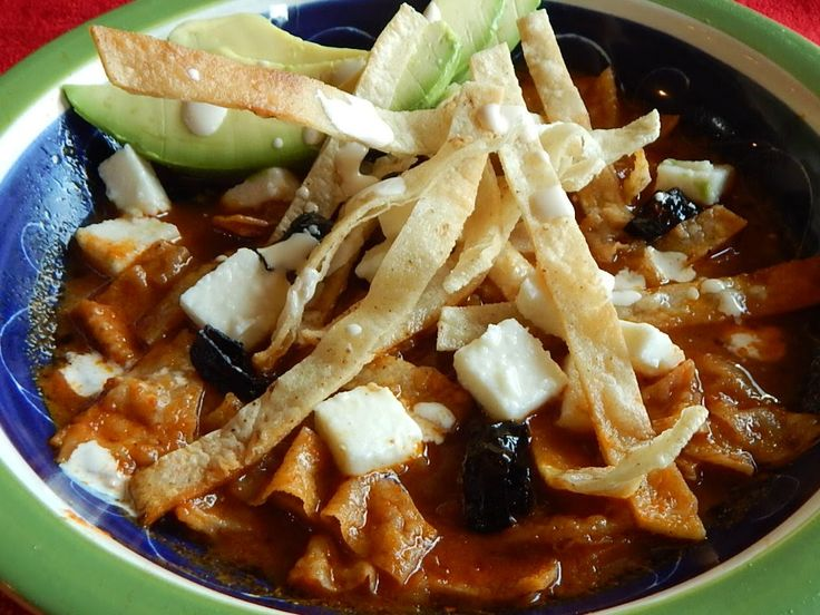 Tortilla Soup. Classic Mexican Tortilla Soup by Jauja Cocina Mexicana. Original recipe, step-by-step instructions, ingredients and tips. With all the flavors of traditional Fondas in central Mexico, this tortilla soup will become your favorite. Please enjoy! YouTube https://www.youtube.com/user/JaujaCocinaMexicana Facebook https://www.facebook.com/JaujaCocinaMexicana Twitter https://twitter.com/JaujaCocinaMex Pinterest https://www.pinterest.com/jaujacocinamex/