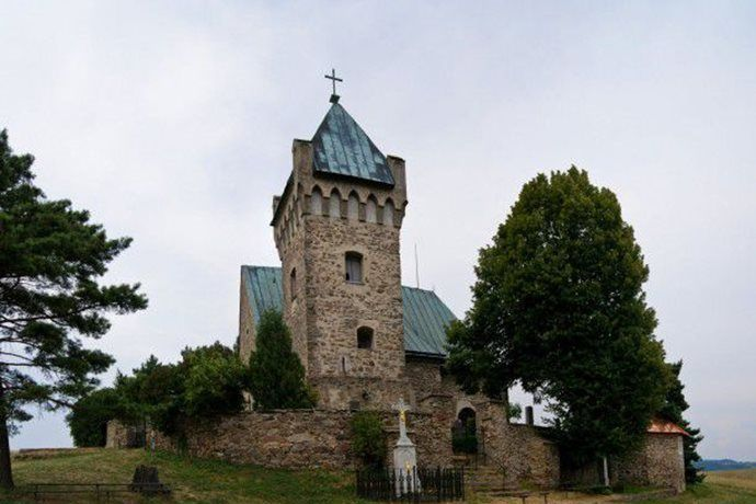 Kostel sv. Michala Vítochov