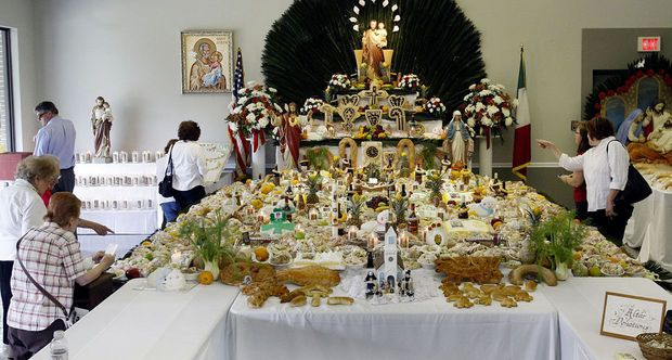 List of St. Joseph's Day altars in the greater New Orleans area | NOLA.com