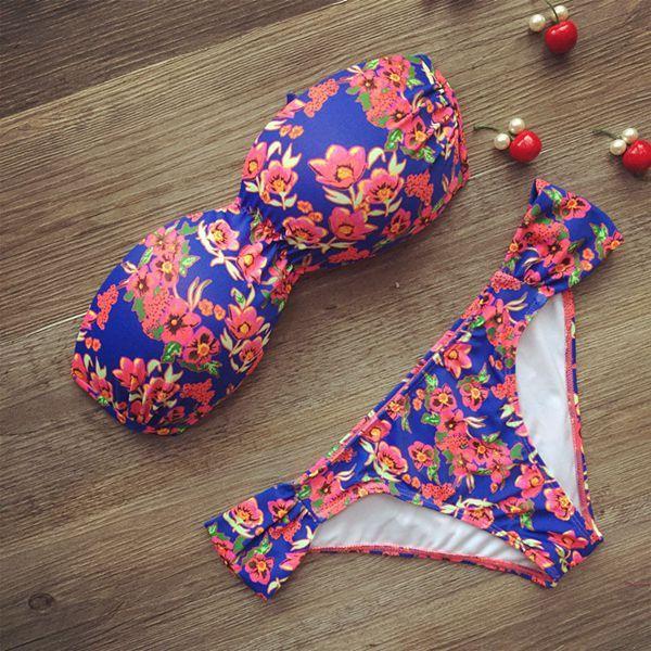 New bandage beach bathing suit swimwear women bikinis women swimsuit sexy bikini brazilian set biquini