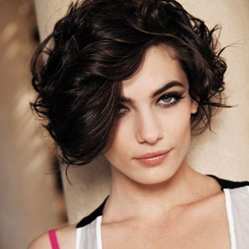 Best Haircuts For Permed Hair : 9 best images about short perms on pinterest best hairstyles