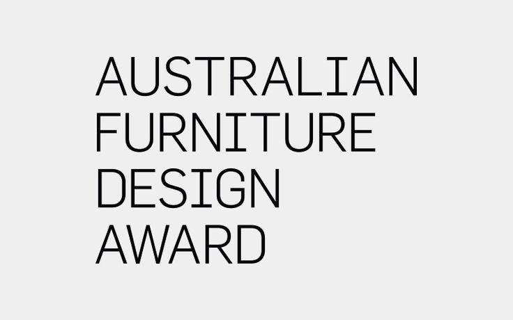 Australian Furniture Design Award 2015