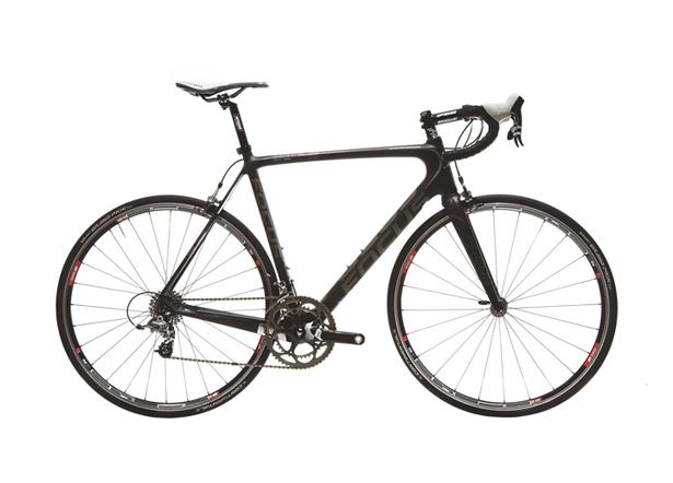 2012 Editors' Choice Enthusiast Bikes: Focus Izalco Pro 3.0    The bike delivered a stiff, unified feeling under power, rolling efficiently up steep grades and accelerating smoothly when we sprinted for mile markers along the way.
