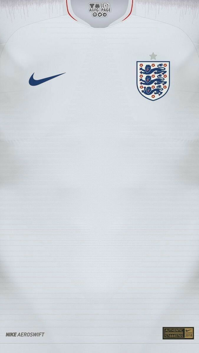 England Home Shirt Wallpaper In 2020 England Football Shirt England Football Team England National Football Team