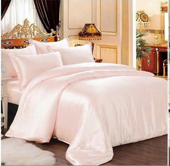 Well known 36 best Bedroom images on Pinterest | Silk bedding, Silk sheets  LL35