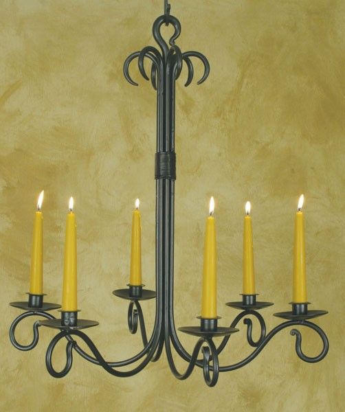 7 best dining room updates images on pinterest Hanging candle chandelier non electric