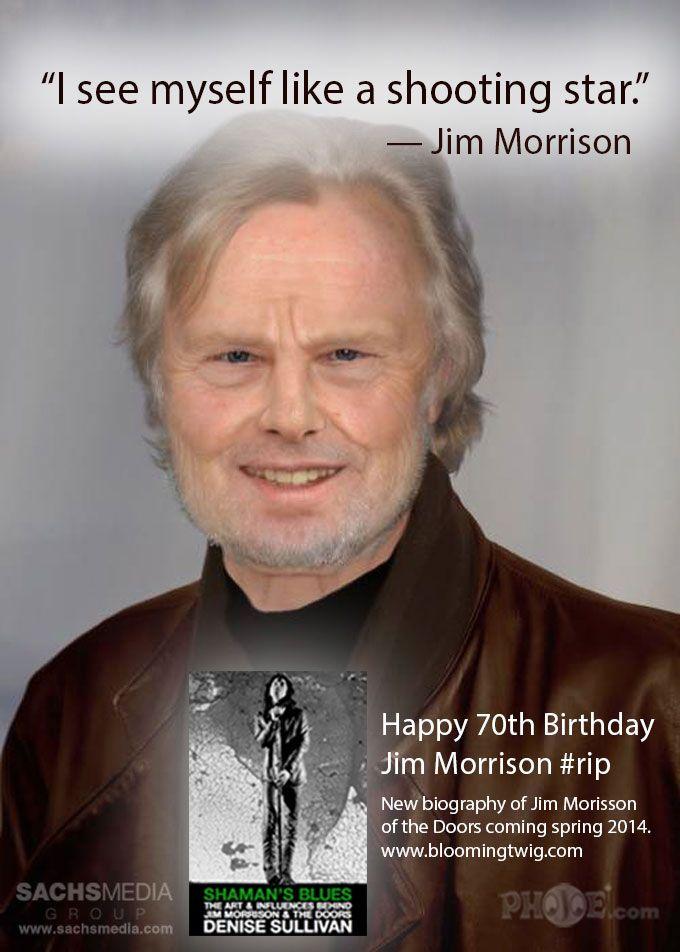 Jim Morrison at 70