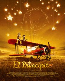 Le petit Prince (El Principito) (2015) [VL] [DVD-S] - Animación, Infantil, Fantasía, Literatura, Infancia