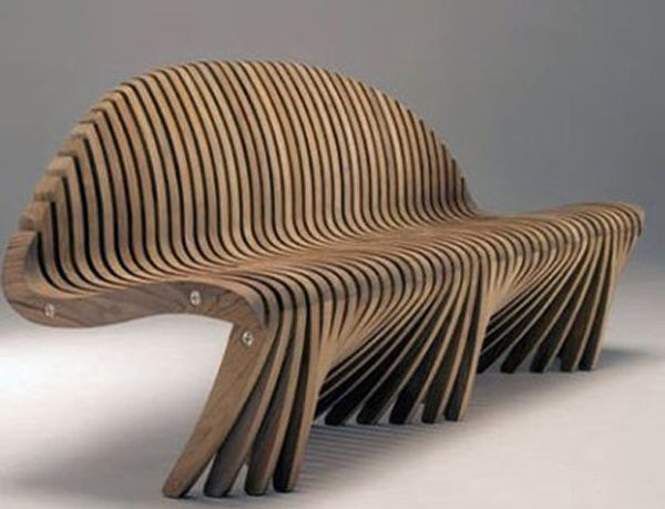 Bench by Diamond Teak