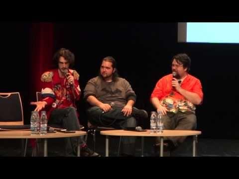 Conférence joueur du grenier et bob lennon mags 2013