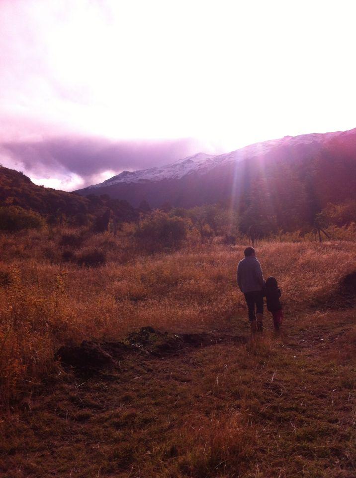 My place, camino exploradores, patagonia chilena