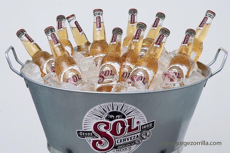 Fotografía Publicitaria campaña Cerveza Sol mas en www.jorgezorrilla.com | Jorge Zorrilla Fotografo Madrid