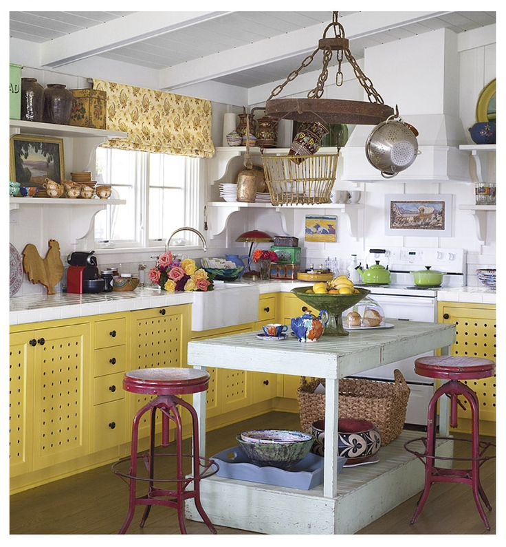 17 Best Images About Kitschy Kitchens On Pinterest
