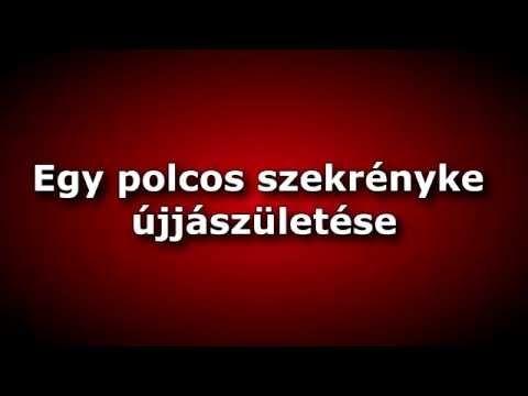 d-c-fix Magyarország Tv - YouTube Egy régi bútort újítottunk fel kétféle dcfix fóliával. Régi állapotában nem jöhetett volna be a házba. Most azonban kislányom kedvence lett. http://shop.otthon-edes-otthon.hu/spd/346-0497/Barock-schwarz