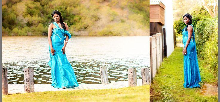 Gorgeous matric farewell dress / evening wear - Photography by Alida van der Walt Photographer:  @ Great Brak River in Garden Route South Africa.  www.alidavanderwalt.co.za