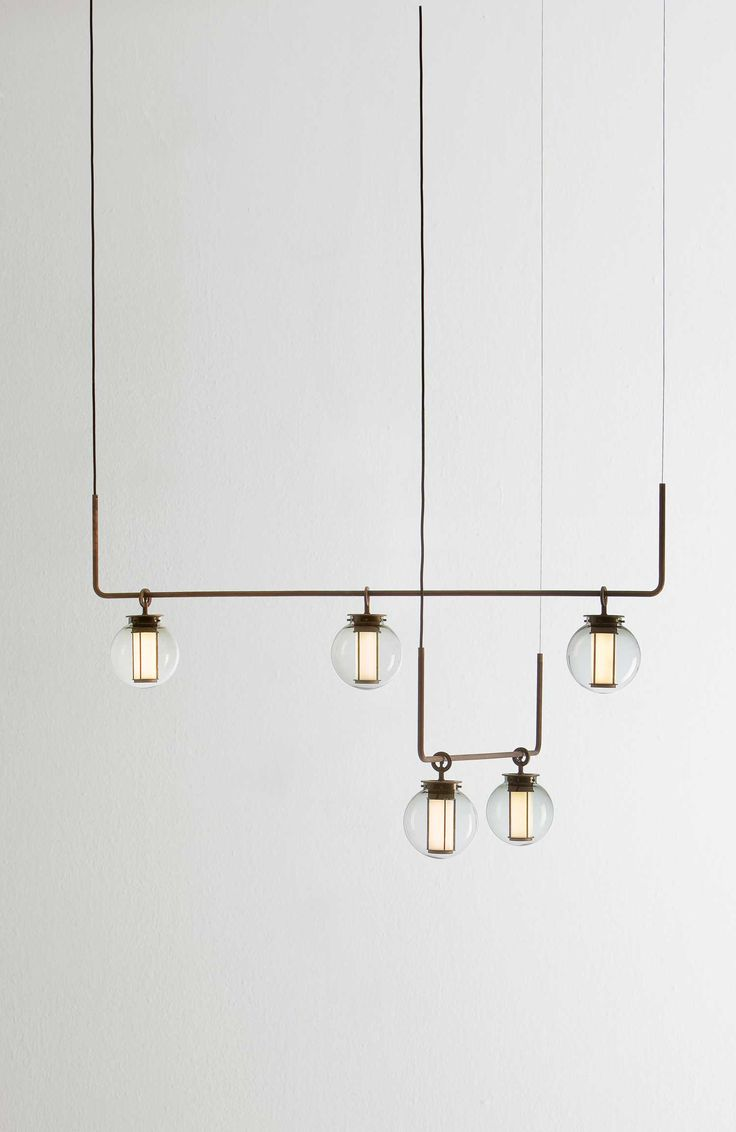 Parachilna's New Lighting Collection by Neri & Hu   Yellowtrace