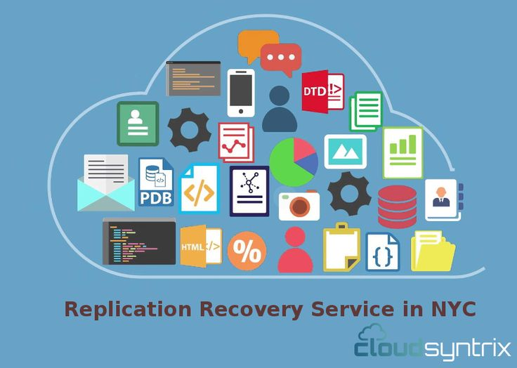 #Replication Recovery Service in #NYC