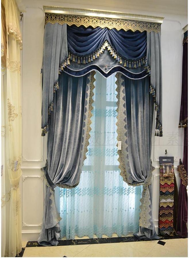 Curtains ideas.