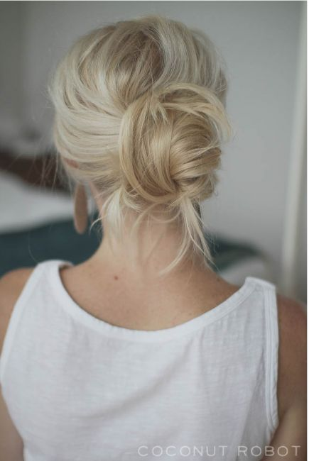 """18 Wedding Updos That Will Have You Saying """"I Do""""   Divine Caroline"""