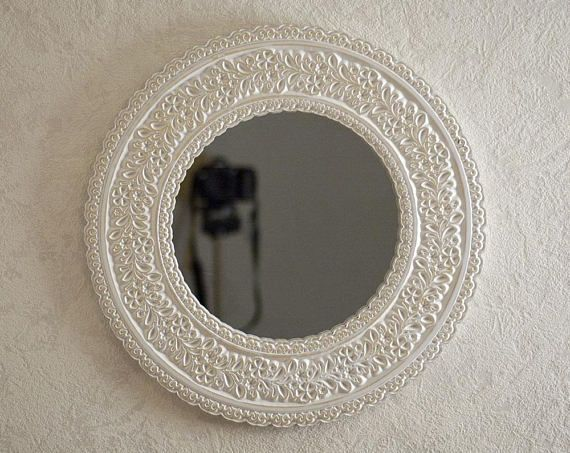 Check out this item in my Etsy shop https://www.etsy.com/listing/564573668/wall-mirror-ornate-mirror-wooden-frame