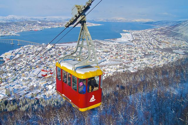 tromso, Norway cable car - Google Search