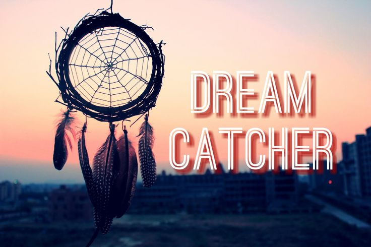 Spider Web Dream Catcher Gift your loved ones this perfect luck charm of make it for yourself.  Checkout the complete video tutorial on YouTube