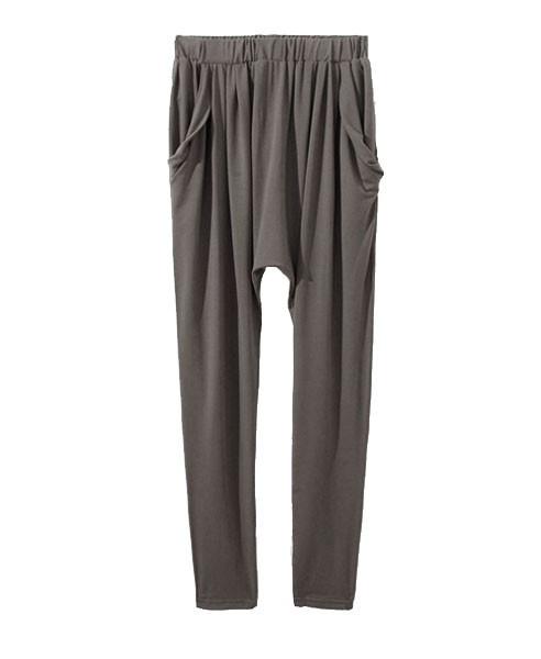 Hareem Pants with Drape Pockets