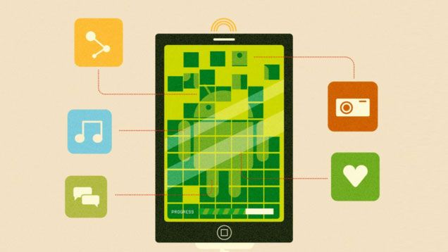 Learn android application development ebook reader