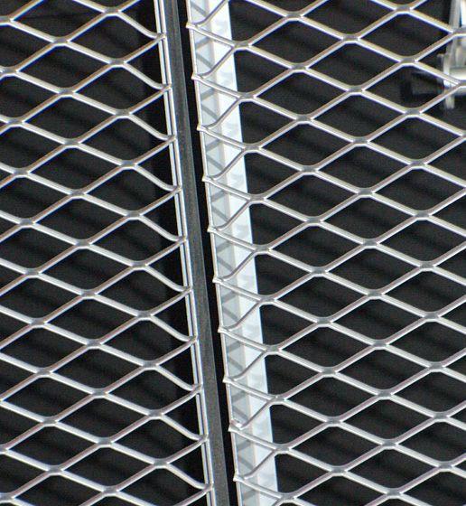 Sorst Streckmetall Deckenverkleidung - Metalldecken  Unterdecken