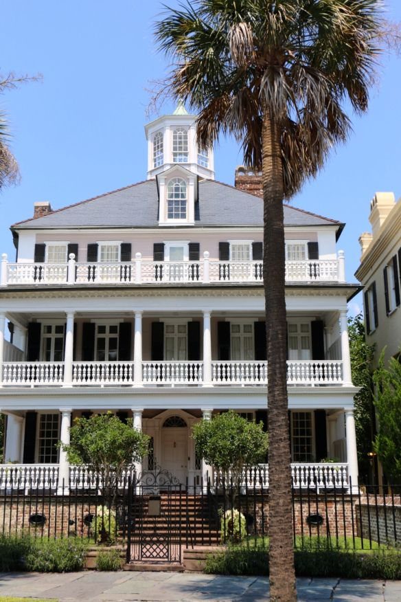 TPB: Historic home in the battery