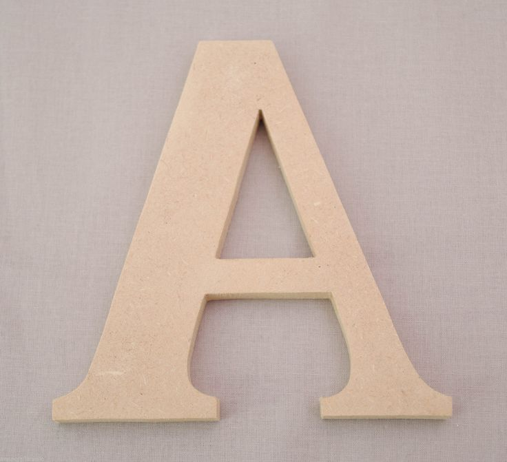 Details about extra large wooden letters 400mm mdf hand for Ebay wooden letters