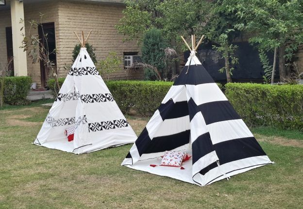 Tipi Tents for Kids