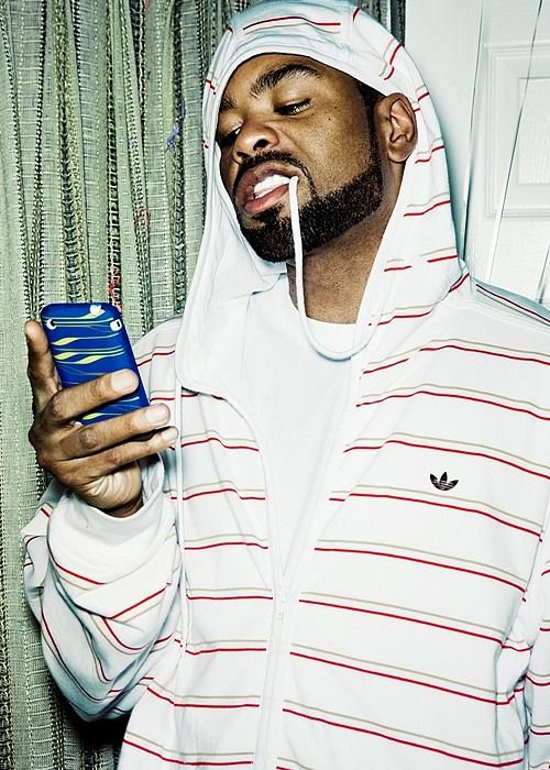 <3 METHOD Man since Enter the 36 Chambers. I found my first Hollywood husband the same time I first fell in love with hip hop.